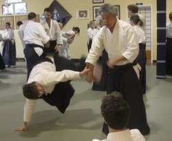 Aikido at Abiding Spirit Center