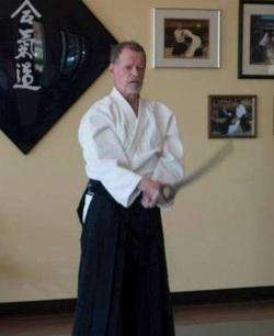 Iaido at Abiding Spirit Center