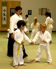 Aikido for youths